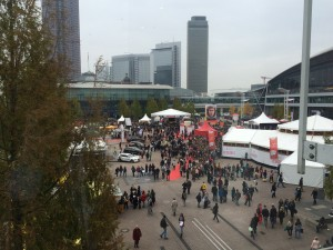 IPG: Independent Publishers Group at Frankfurt Book Fair 2015