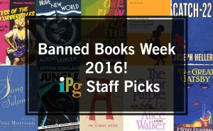 IPG Staff Banned Books 2016