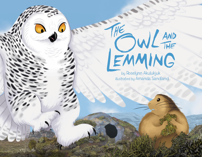 cover owl lemming